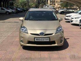 Toyota Prius 1.8 Z5, 2011, Petrol AT for sale in Mumbai