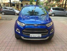 Ford Ecosport EcoSport Titanium 1.5 TDCi (Opt), 2014, Diesel AT in Mumbai