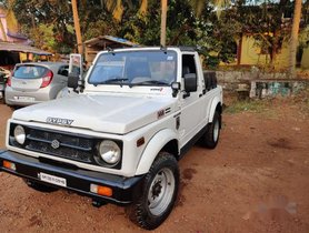 Used Maruti Suzuki Gypsy MT car at low price in Goa