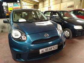 Used 2014 Nissan Micra Active XL MT for sale in Kochi