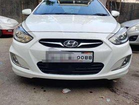 2013 Hyundai Verna 1.6 CRDi SX AT for sale in Thane