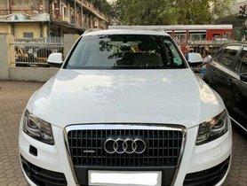 Used 2011 Audi Q5 AT 2008-2012 for sale in Mumbai