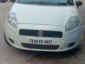 2013 Fiat Punto MT for sale at low price in Hyderabad