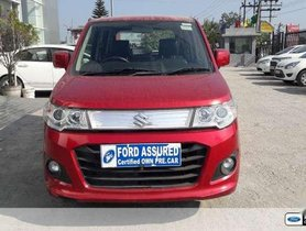 Maruti Suzuki Wagon R Stingray 2014 MT for sale in Siliguri
