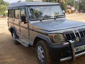 Used Mahindra Bolero MT for sale in Kolkata