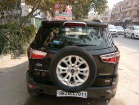 2013 Ford EcoSport 1.0 EcoBoost Titanium Diesel MT for sale in Gurgaon