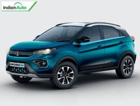 Tata Nexon EV Bookings Officially Opened, Launch To Happen Next Month