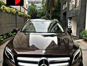 2016 Mercedes Benz GLA Class AT for sale in Kolkata