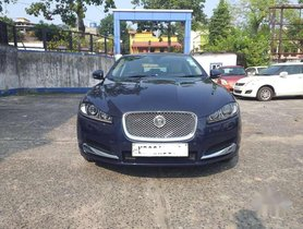 Used Jaguar XF Diesel 2013 AT for sale in Kolkata