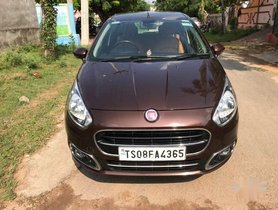 Used 2016 Fiat Punto Evo AT for sale in Hyderabad at low price