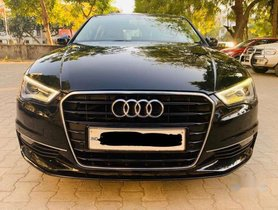 Audi A3 35 TDI Premium Plus + Sunroof, 2014, Diesel AT for sale in Ahmedabad