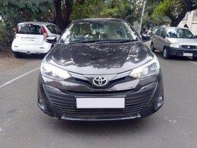 Toyota Yaris VX CVT AT 2019 for sale in Visakhapatnam