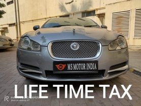 Used Jaguar XF 3.0 Litre S Premium Luxury AT car at low price in Kolkata