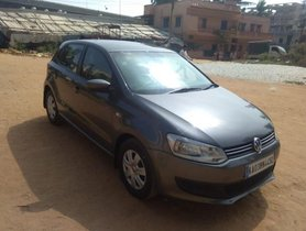 Volkswagen Polo Petrol Comfortline 1.2L 2011 MT for sale in Bangalore