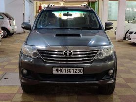 Used Toyota Fortuner AT for sale in Mumbai
