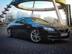 Used 2012 BMW 6 Series AT for sale in Kolkata