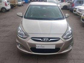 Hyundai Verna Fluidic 1.4 CRDi, 2013, Diesel MT for sale in Thane