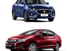 Maruti Dzire Vs Honda City - What To Buy?