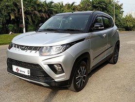 Mahindra KUV100 NXT G80 K8 5Str MT for sale in Hyderabad
