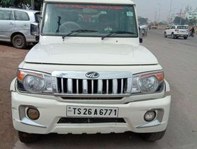Used 2018 Mahindra Bolero ZLX MT for sale in Hyderabad