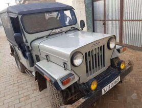 Used Mahindra Jeep MT for sale in Hanumangarh