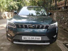 Mahindra XUV300 W8 Option Diesel MT in Mumbai