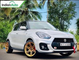 Pay A Visit To This Gorgeously Modified Maruti Swift
