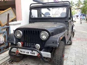 Mahindra Jeep 1999 MT for sale in Chennai