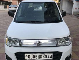 Used Maruti Suzuki Wagon R Stingray, 2014, Petrol MT for sale in Vadodara
