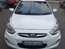 Hyundai Verna Fluidic 1.6 CRDi SX Automatic, 2012, Diesel AT for sale in Nagar