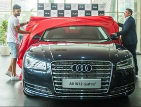 Virat Kohli's Audi A8 W12 Now On Sale For Just Rs 75 Lakh