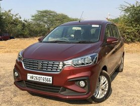 Battle Between Maruti Ertiga vs Honda BR-V? Which Wins?