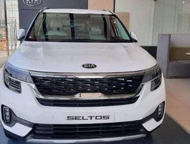 Used 2019 Kia Seltos MT for sale in Surat