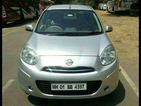 Nissan Micra Active 2012 MT for sale in Thane