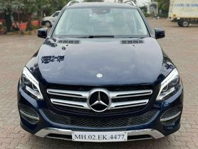 2017 Mercedes Benz GLE AT for sale in Mumbai