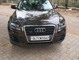 Used Audi Q5 AT 2008-2012 car at low price in New Delhi