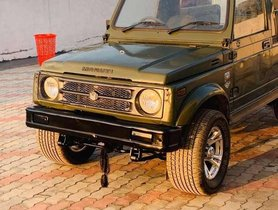 Used Maruti Suzuki Gypsy MT for sale in Jalandhar