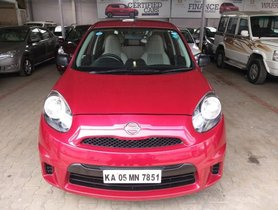 2013 Nissan Micra Active  XL MT for sale at low price in Bangalore