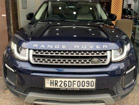 Used Land Rover Range Rover Evoque 2.0 TD4 HSE AT car at low price in New Delhi
