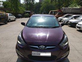 2013 Hyundai Verna 1.6 SX MT for sale in Thane