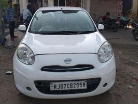 Nissan Micra Active XV Safety Pack, 2012, Diesel MT for sale in Jaipur