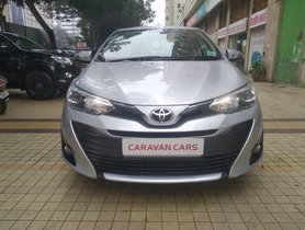 Used 2018 Toyota Yaris V MT for sale in Mumbai