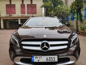 2016 Mercedes Benz GLA Class AT for sale at low price in Mumbai