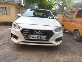 Used 2018 Hyundai Verna AT for sale in Thane