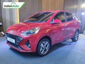 Hyundai Aura Confirmed To Launch On 21 January 2020