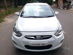 Used Hyundai Verna Fluidic 1.6 CRDi EX, 2012, Diesel MT for sale in Nagar
