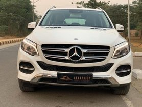Used 2017 Mercedes Benz GLE AT for sale in New Delhi