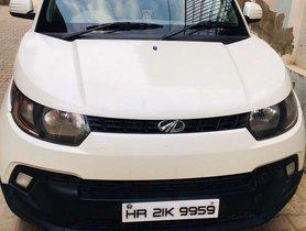 Mahindra KUV100 2016 MT for sale in Hansi