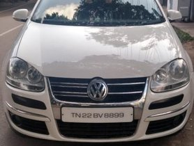 Used 2009 Volkswagen Jetta  1.9 Highline TDI AT 2007-2011 for sale in Coimbatore
