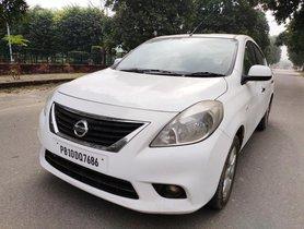 2012 Nissan Sunny Diesel XV MT 2011-2014 for sale in Ludhiana